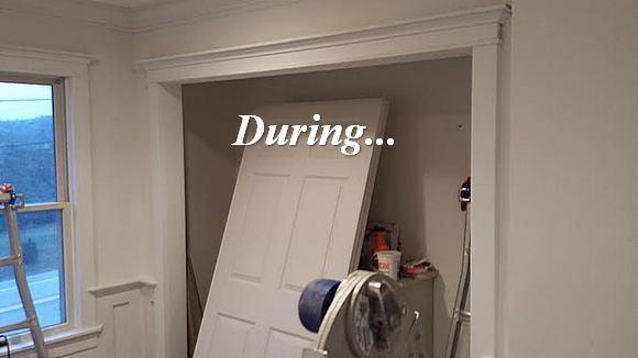 Closet Door Moldings
