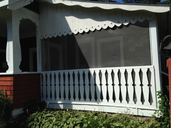 exterior cottage moldings