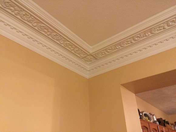 Captivating Crown Molding Corner