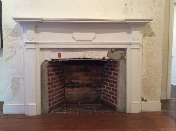 Historic Fireplace Mantel 104 Fort Mackinac The Joy Of
