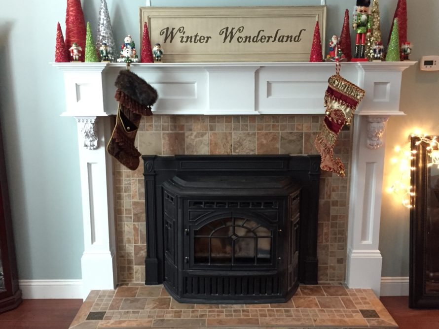 Jasons awesome diy fireplace mantel 102 the joy of moldings diy fireplace mantel solutioingenieria Images