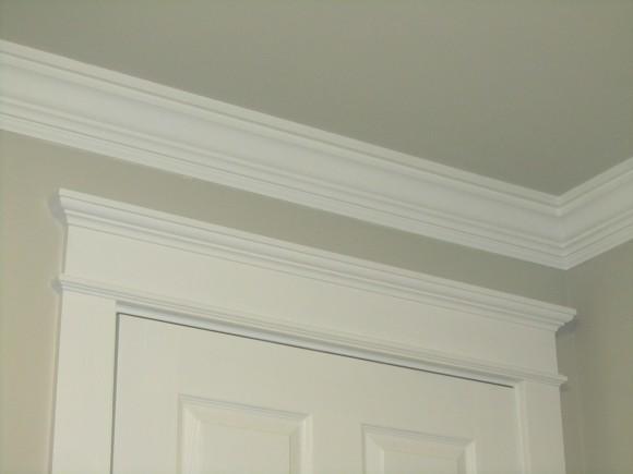 Door Header Molding